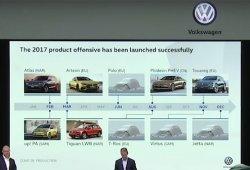 Volkswagen revela la fecha de inicio de producción de los nuevos Touareg y T-ROC