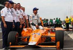 """Zak Brown y la Indy 500: """"Es una gran historia, no recuerdo algo tan divertido"""""""