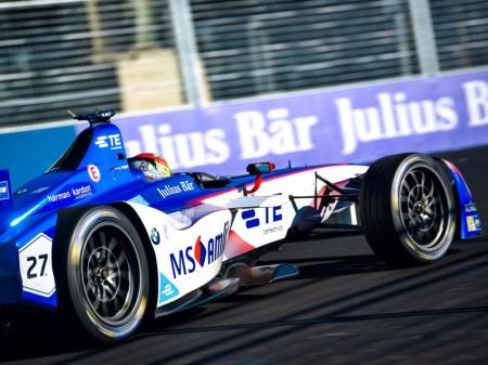 Alexander Sims intensifica su trabajo en BMW Andretti