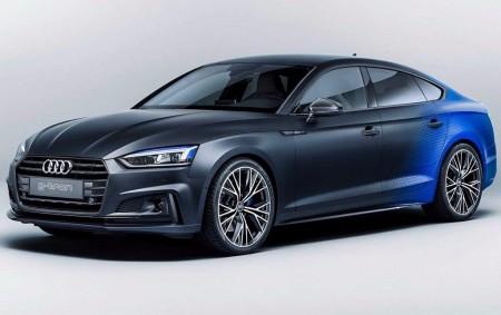 Audi mostrará un A5 Sportback g-tron muy especial en el Festival de Wörthersee 2017