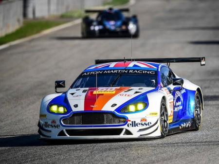 Beechdean AMR elige pilotos para las 24 Horas de Le Mans