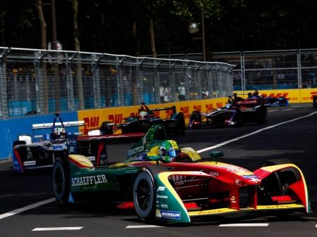 Primer boceto del calendario de la Fórmula E 2017-18