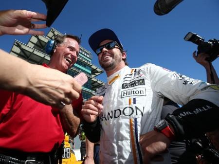 """Alonso: """"Ha sido una de las mejores experiencias de mi vida"""""""