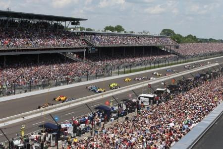 En directo: carrera Indy 500