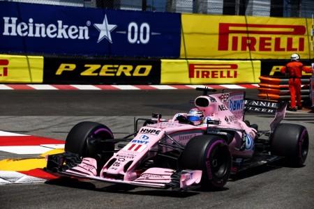 El Principado pone fin a la racha de carreras en los puntos de Force India