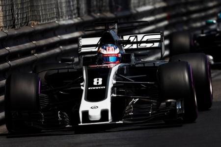 Haas mira de reojo la Q3 de Mónaco tras los primeros libres