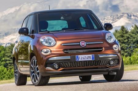 Fiat 500L 2017: precios y gama del renovado monovolumen urbano