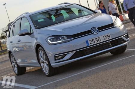 Prueba Volkswagen Golf Variant 2017: practicidad y dinamismo para la ciudad