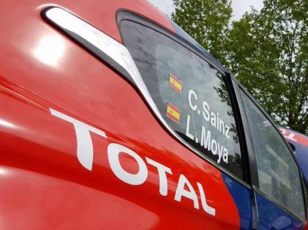 Carlos Sainz y Luis Moya se reúnen en el Rally de Portugal