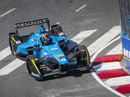 Sébastien Buemi se gusta y gana el ePrix de Mónaco