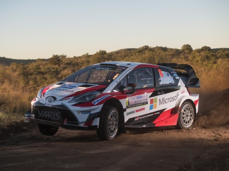 Portugal, testigo del debut del tercer Toyota Yaris WRC