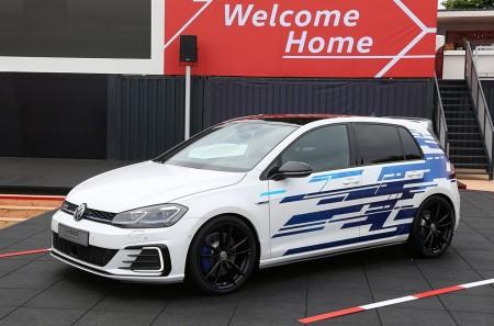 Volkswagen Golf GTE Performance Concept: uniendo eficiencia y prestaciones