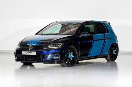 Volkswagen Golf GTI First Decade: híbrido y con un equipo de sonido de 1.690W