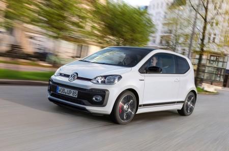 Volkswagen Up! GTI 2018: carácter deportivo en tamaño reducido