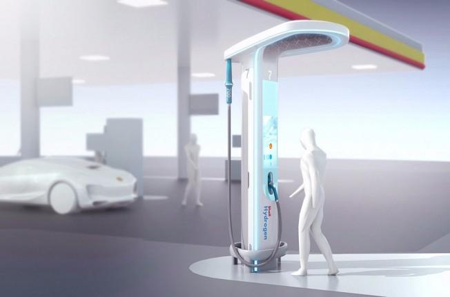BMW y el repostaje de hidrógeno