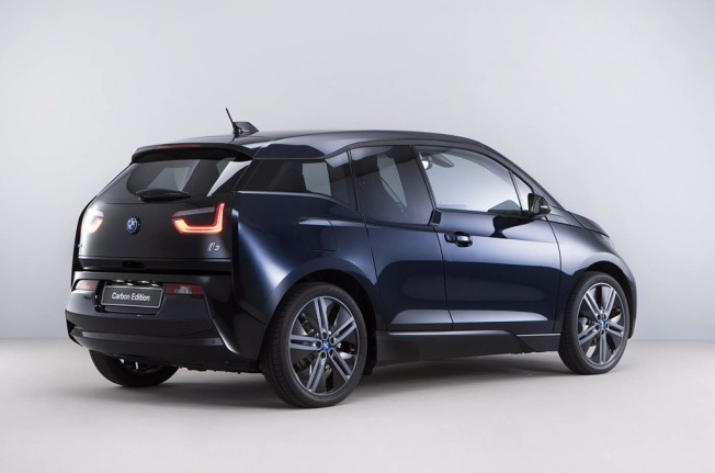 BMW i3 Carbon Edition - posterior