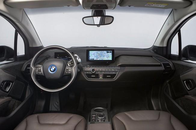 BMW i3 Carbon Edition - interior