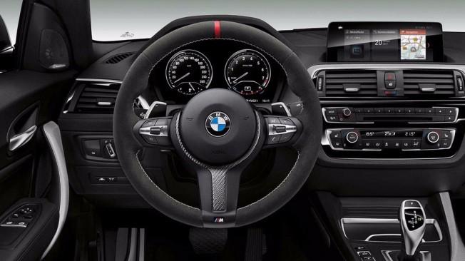BMW M240i M Performance Edition - interior