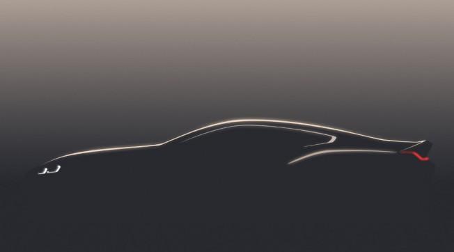 BMW Serie 8 Coupé 2018 - teaser