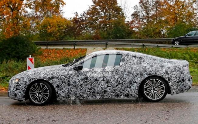 BMW Serie 8 Coupé 2018 - foto espía