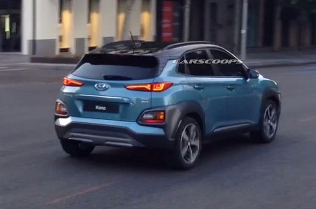 Hyundai Kona 2018 - pequeño todoterreno del segmento B Hyundai-kona-2018-fotos-sin-camuflaje-201736620_2