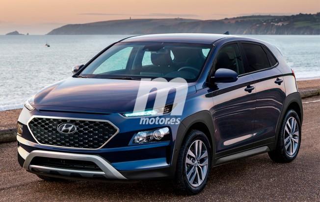 Hyundai Kona 2018 Te Anticipamos El Dise 241 O De Este Nuevo