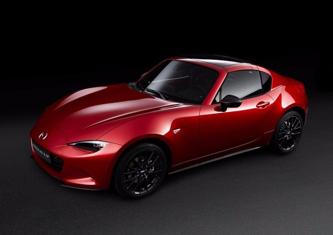 Mazda MX-5 RF Ignition Edition