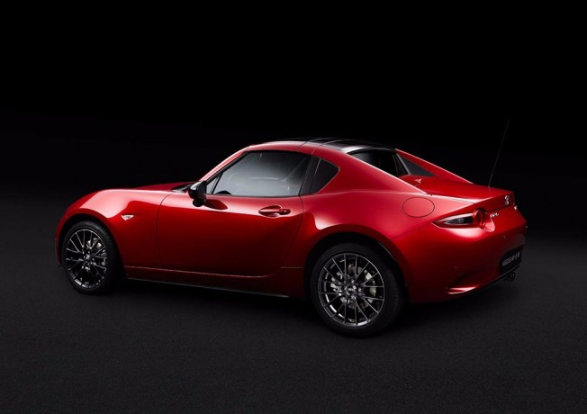 Mazda MX-5 RF Ignition Edition - posterior