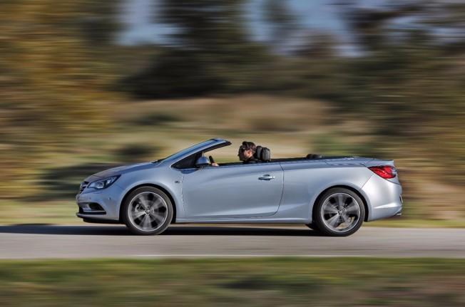 Opel Cabrio Sport Edition - lateral