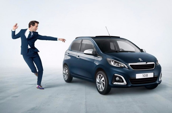 Peugeot 108 Collection TOP!