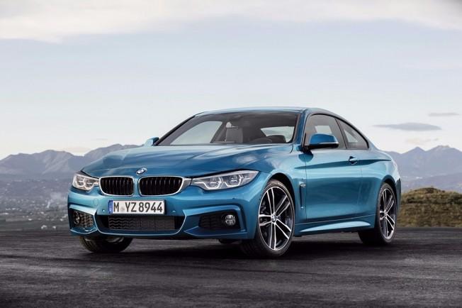 BMW Serie 4 Coupé 2017