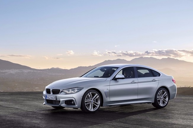 BMW Serie 4 Gran Coupé 2017