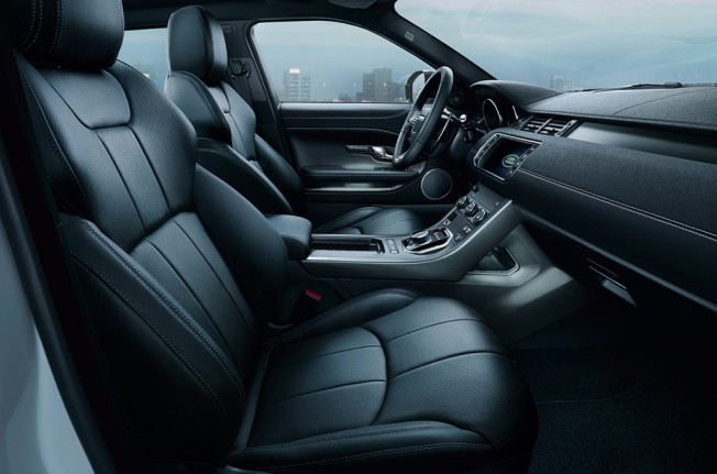 Range Rover Evoque Landmark Edition - interior