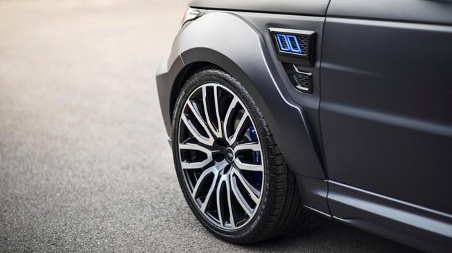 Range Rover Sport SVR Pace Car - llanta