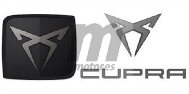 Nuevo logo SEAT Cupra