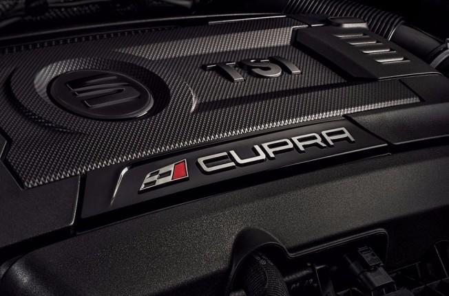 SEAT Cupra - logo