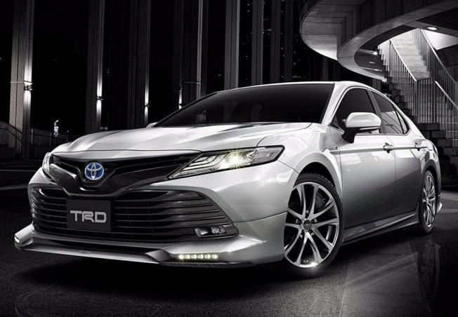 Toyota Camry TRD 2018