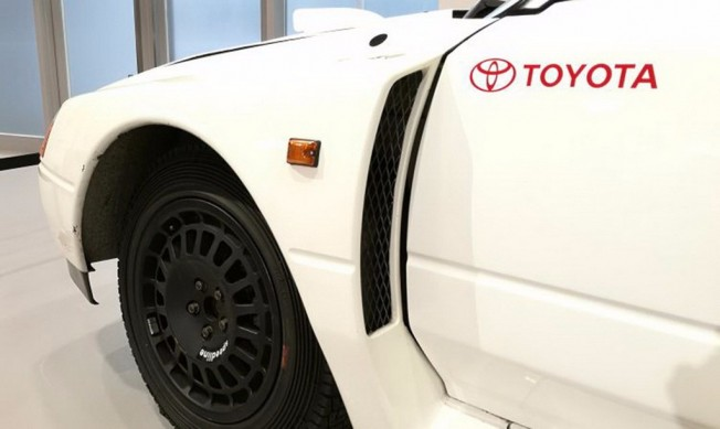 Toyota MR2 222D Group S