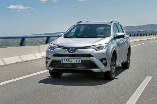 Toyota RAV4 Hybrid Feel! Edition