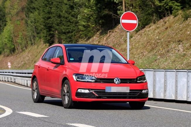 Volkswagen Polo 2017 - foto espía