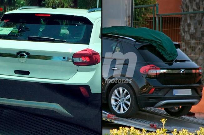 Volkswagen T-ROC 2018 - fotos espía