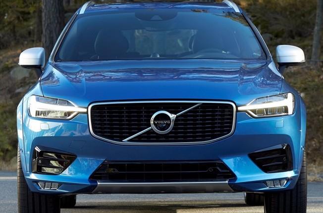 Volvo XC60 2017 - frontal