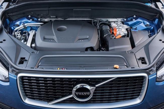 Volvo híbrido enchufable