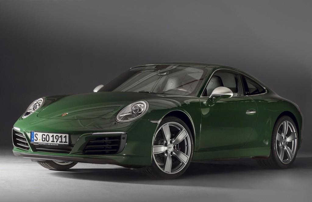 Porsche 911: se fabrica la unidad número un millón