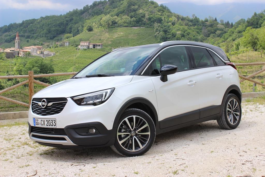 Prueba Opel Crossland X 1.6 Diésel 120 CV, estilo en formato compacto (con vídeo)