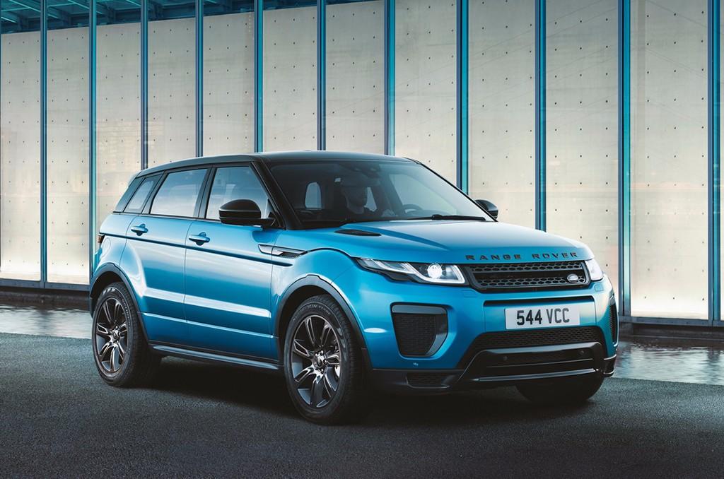 Range Rover Evoque Landmark: creado para celebrar el éxito del SUV premium
