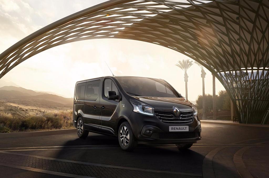 Renault Trafic SpaceClass: para al cliente más exigente que busca espacio y confort