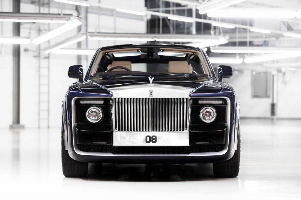 Rolls-Royce Sweptail: un one-off muy lujoso inspirado en la náutica