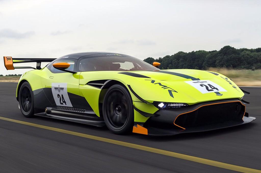 Aston Martin Vulcan AMR Pro: todavía más radical y extremo