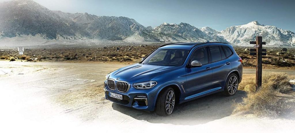 BMW X3 2018: filtradas todas las imágenes y el primer vídeo del nuevo SUV alemán